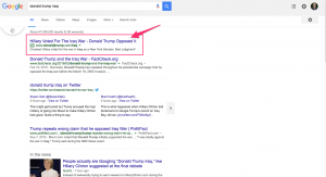 Trump – Google AdWords Ninja