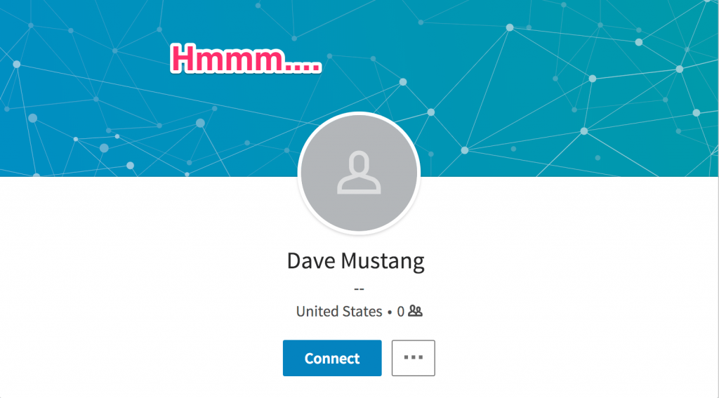 dave mustaine linkedin